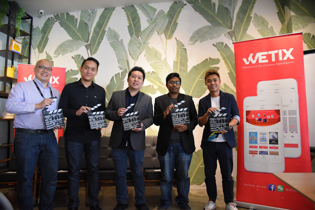 The launch of WeTix Malaysia