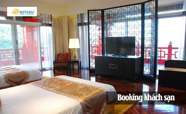 Booking khách sạn khi du lịch Đài Loan