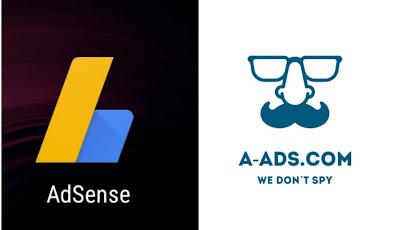 Adsense Vs A-ads Network