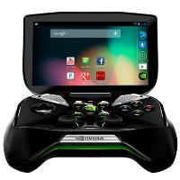 NVidia unveils Project Shield gaming console