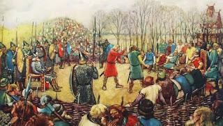 Danelaw - Ley vikinga en Inglaterra