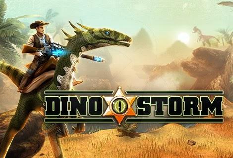 Dino Storm Login