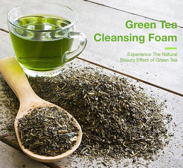 Thành Phần Sữa rửa mặt Innisfree trà xanh