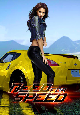 Need For Speed Movie 2014 Fan Made Poster