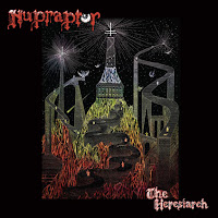 "Nupraptor - ""The Heresiarch"" (album)"