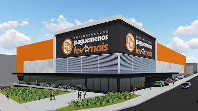 Supermercados Pague Menos apresenta nova loja em Paulínia