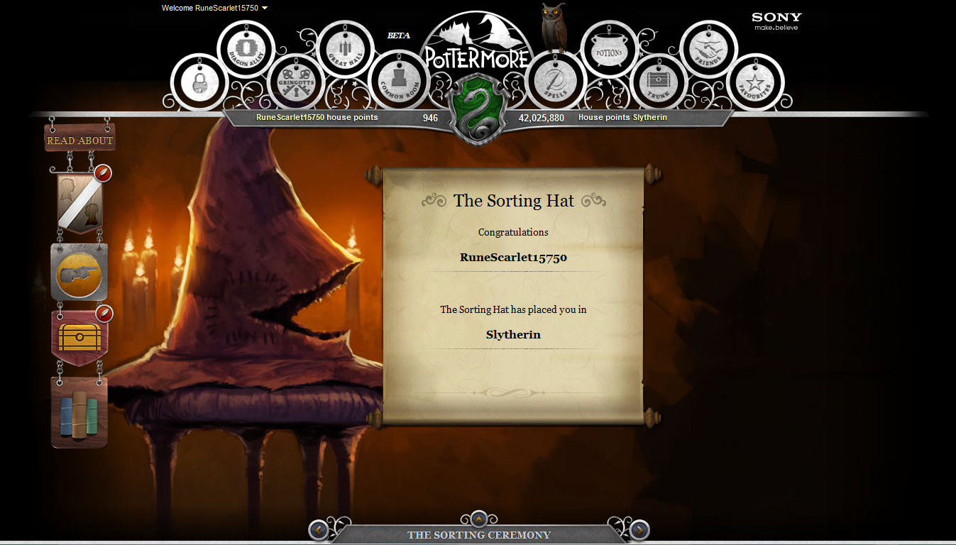 Image [ 42 of 45 ] - Pottermore Hogwarts House Quiz Proprofs