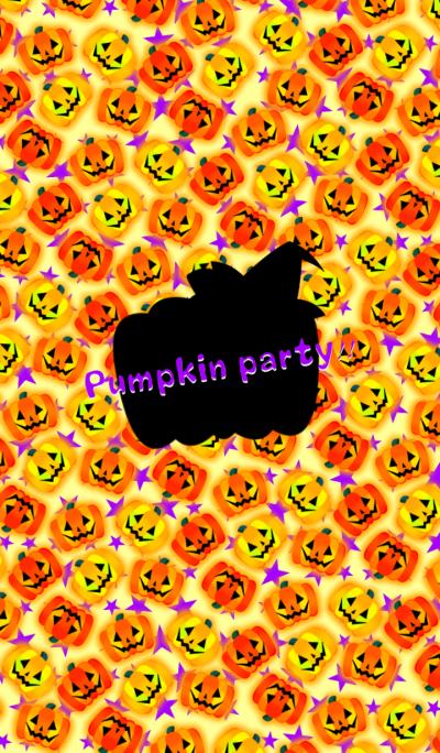 Pumpkin party!!