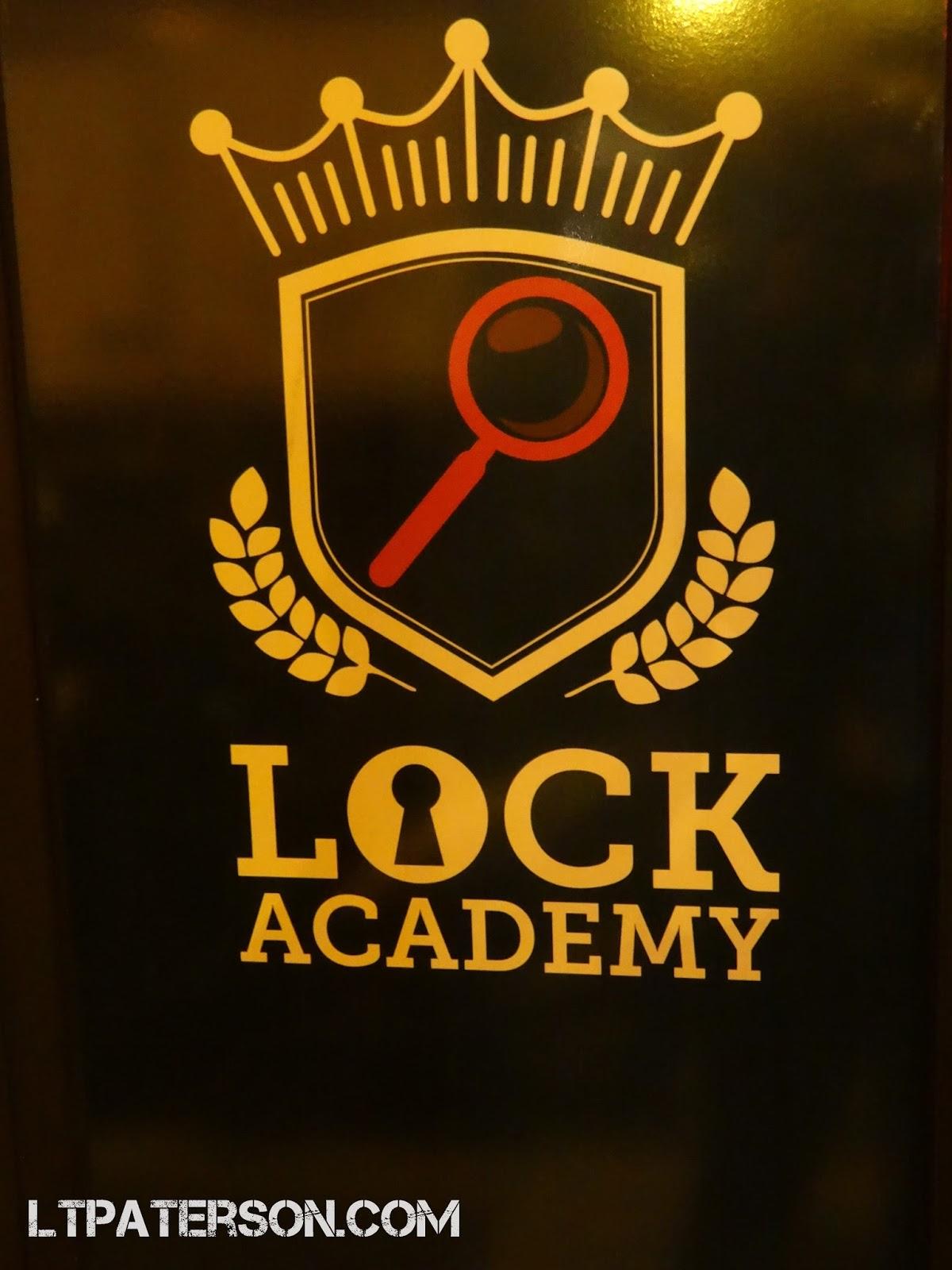 avis sur l 39 escape game lock academy blog jeux video pc high tech cinema. Black Bedroom Furniture Sets. Home Design Ideas
