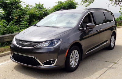 Chrysler Pacifica Hd pictures 1
