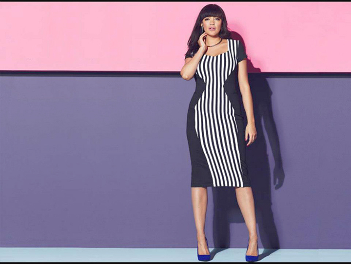 20 Plus Size Fashion Styles To Look Slimmer Lifestyle Nowadays