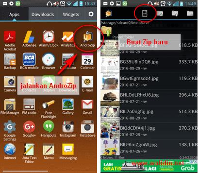 cara-membuat-zip-di-android-dengan-password