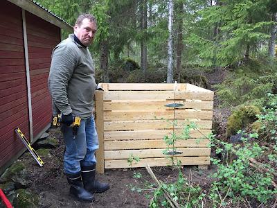 mies tee se itse itsetehty komposti lehtikomposti