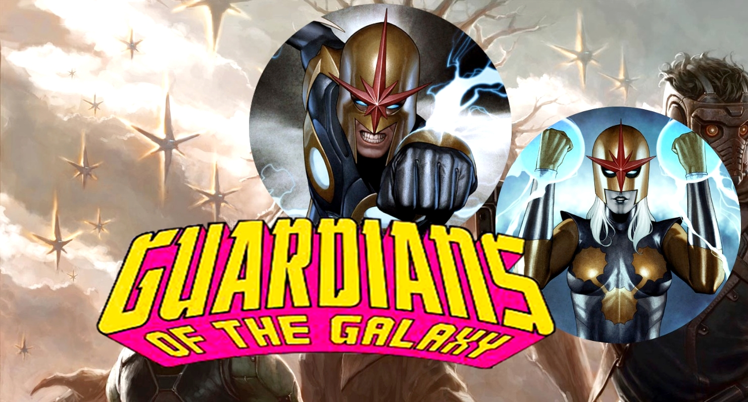 Nova Corps Guardians Of The Galaxy