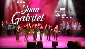 Homenaje a Juan Gabriel 2018