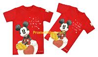 Logo ''Batticuore Thun'': vinci gratis 280 t-shirt Thun Loves Mickey