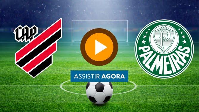 Assistir Athletico-PR x Palmeiras Ao Vivo Online