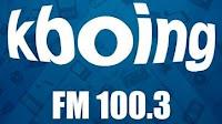 Rádio Kboing FM 100,3 de São José do Rio Preto SP
