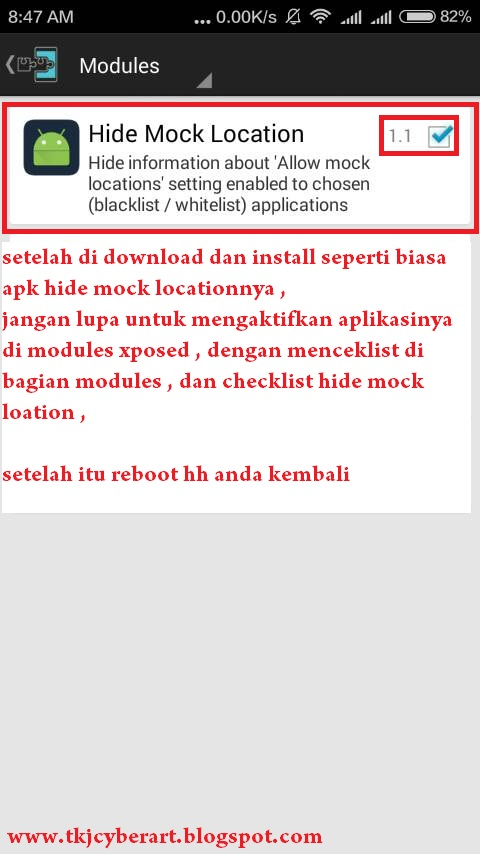 hide mock location apk xposed
