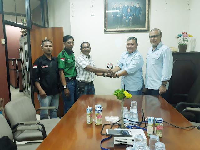 DPD IWO Muara Enim Dilantik, PT Bukit Asam Ucapkan Selamat