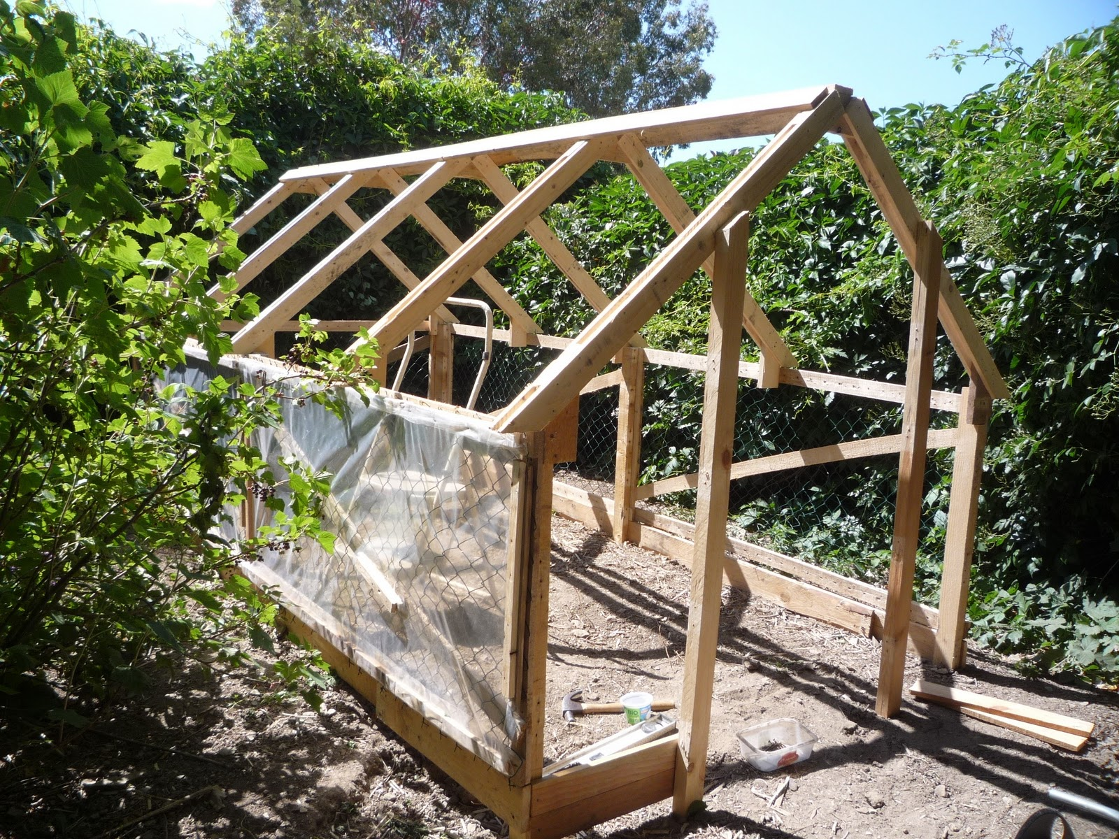 Where how to collect pallets identifying untreated wood safety and good housekeeping - How to build a wooden greenhouse ...