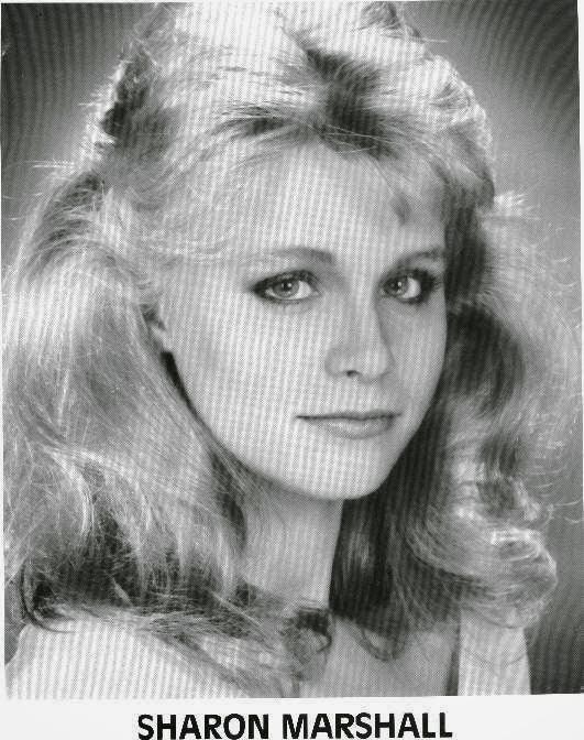 Suzanne Sevakis aka Sharon Marshall