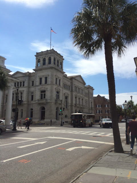 Charleston South Carolina - Innenstadt