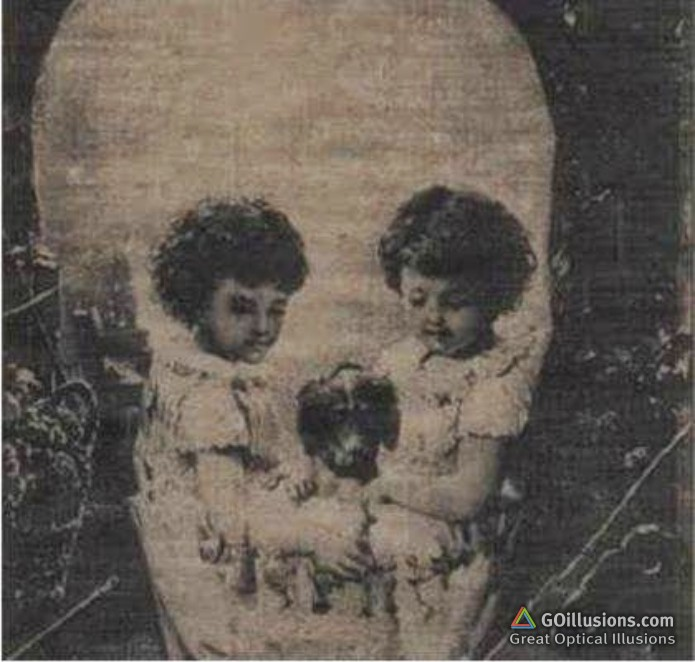 Really Scary Optical Illusions For Adults