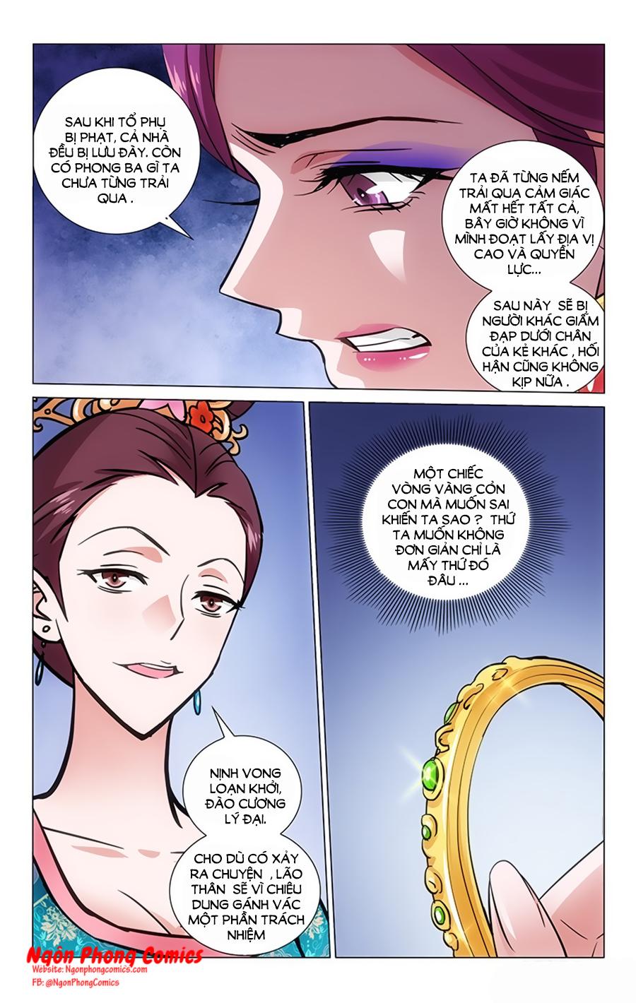 Vương Gia Không Nên A Chap 63 - Trang 9