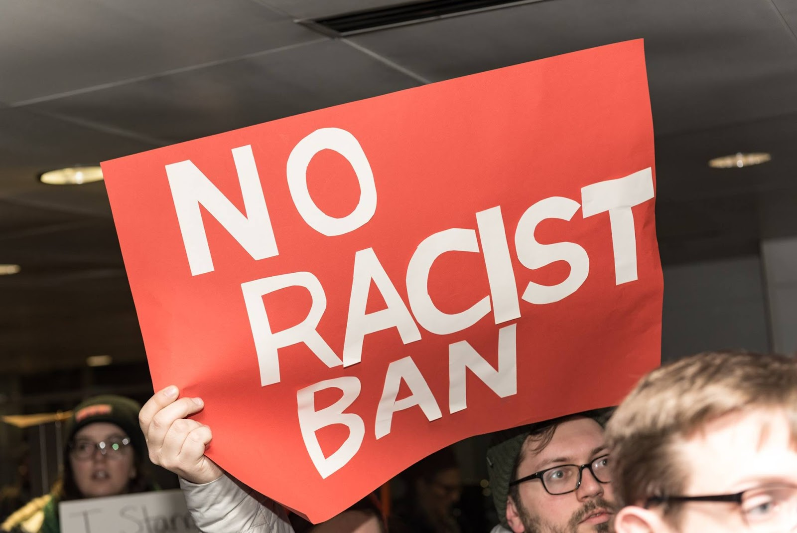 nobannowall, muslim ban, muslim ban 2.0, ohare protest, trump protest