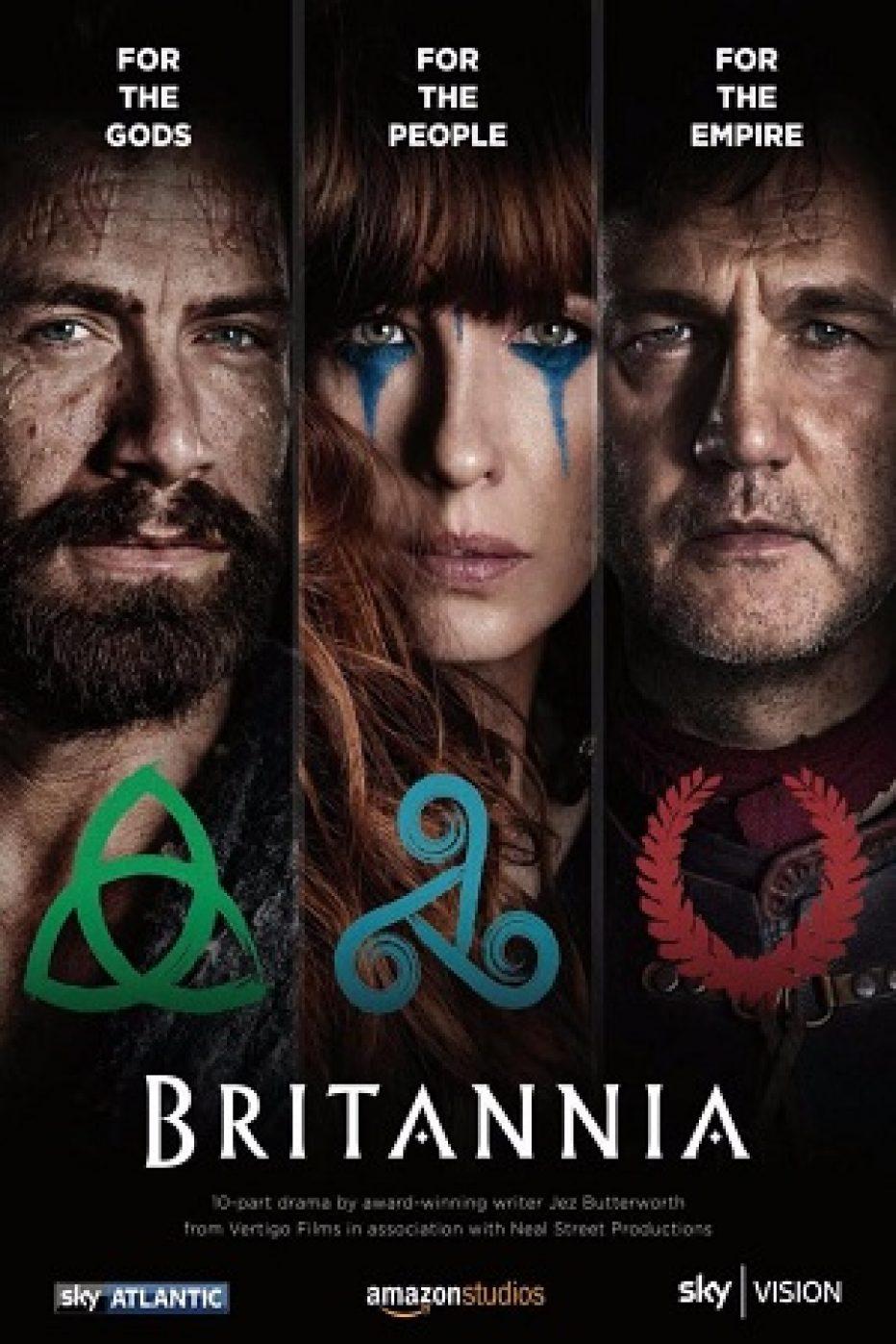 Britannia 2018: Season 1 - Full (1/9)