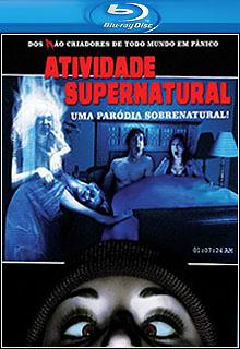 Atividade Supernatural BluRay 1080p Dual Áudio