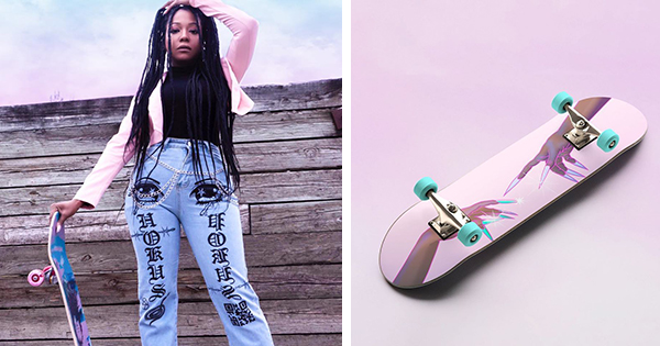 Latosha Stone, Black woman founder of Proper Gnar skateboard brand