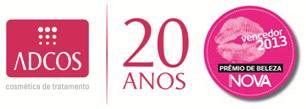 Sérum ADCOS ganha Prêmio de Beleza NOVA 2013