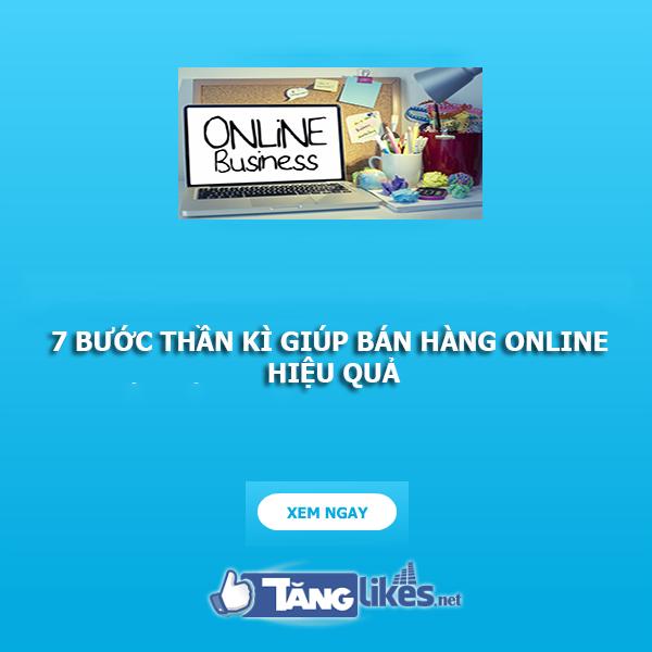 ban hang online