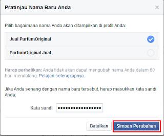 Cara Membuat Akun Facebook Untuk Jualan