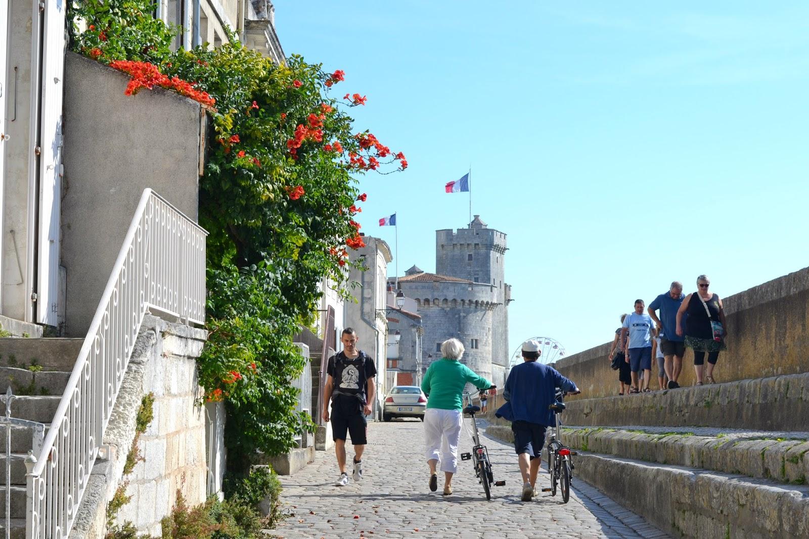 Tour Saint-Nicholas La Rochelle