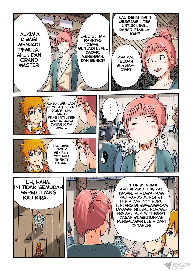 Tales of Demons and Gods Chapter 71