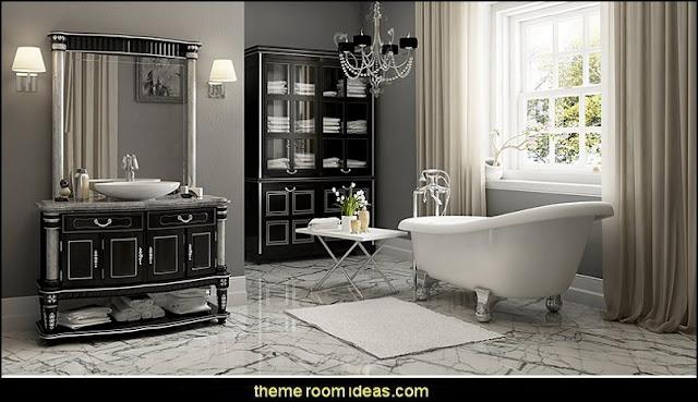 Luxury glam Clawfoot Tub