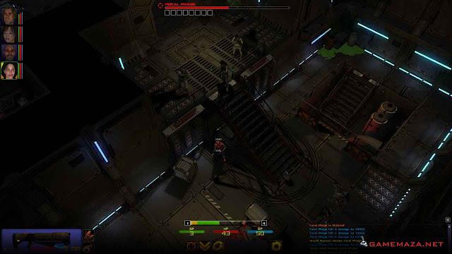 Stellar Tactics Gameplay Screenshot 1