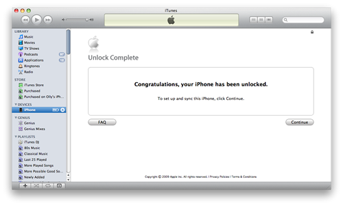 congratulations your iphone has been unlocked unlockcode4u phone unlocking made easy unlock 5851