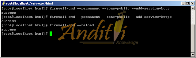 Installasi dan Konfigurasi LAMP di Centos 7 Part 2_anditii.web.id