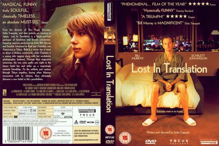 Lost in Translation (2003) 720p BrRip [Dual Audio] [Hindi+English]