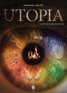 Resenha: Utopia - Contos Fantásticos | Especial Logan Solo O Gabriel Lucas - #OGL
