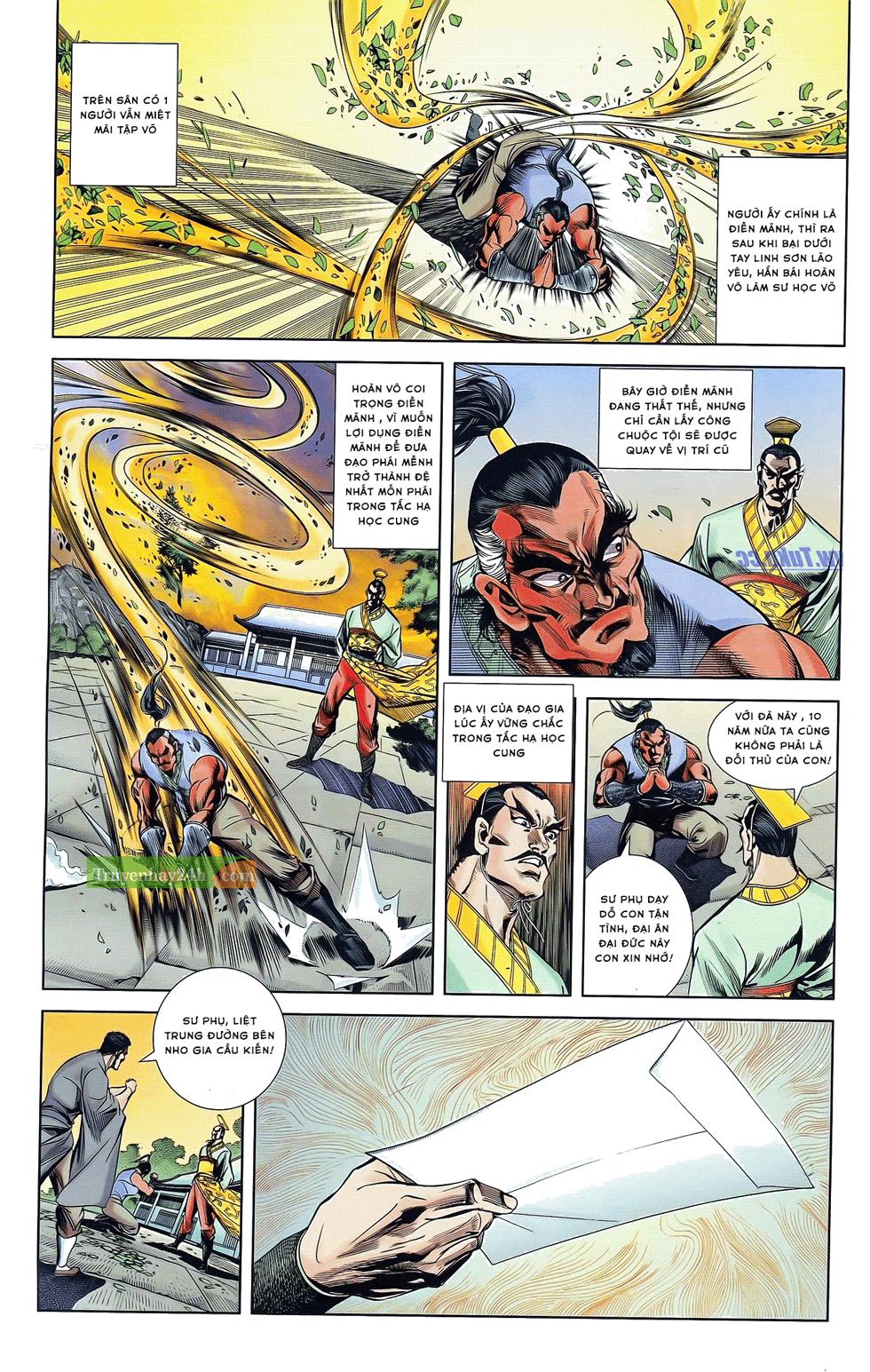 Tần Vương Doanh Chính chapter 21 trang 29