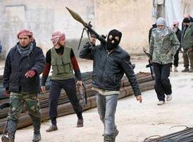 τρομοκρατική οργάνωση στη Συρία