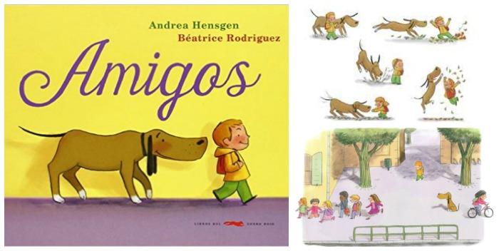 cuentos infantiles inpiracion filosofia educacion montessori amigos sin texto