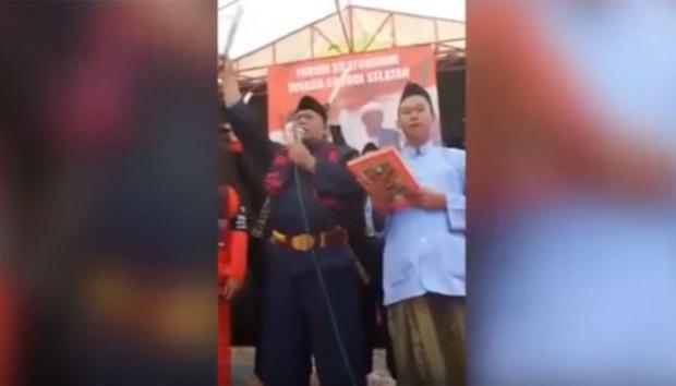 Gelar Deklarasi Berbau SARA, Jawara Silat Betawi Masuk Bui