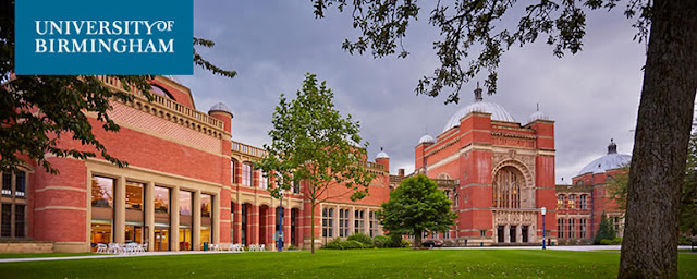 University of Birmingham (Sumber: www.findamasters.com)