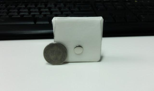 紙樣手創設計-迷你摺紙零錢包 SIDONIEYANG-Mini Origami Change Purse